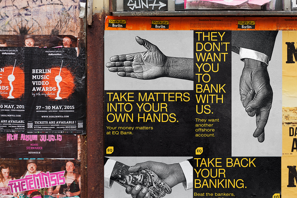 Take Matters into Your Own Hands Banking Digital Currency