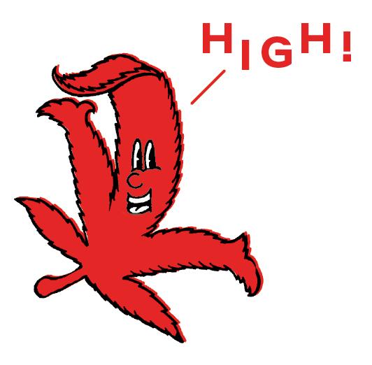 Cannabis logo weed legalization